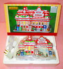 Lemax WAYSIDE DINER Illuminated Harvest Crossing Village 85683 NEW in BOX 2008