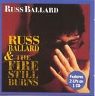 Ballard, Russ : Russ Ballard/Fire Still Burns CD Expertly Refurbished Product