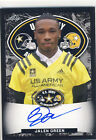 2018 Leaf Metal US Army All-American Bowl Football Cards - Trevor Lawrence Autographs 16