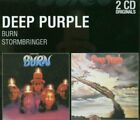 Deep Purple - Burn/Stormbringer - Deep Purple CD 3QVG The Fast Free Shipping