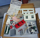 Vintage 1960s Buddy L Texaco Gas Service Station Model Toy Original Box SPD-325