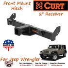 31432 Curt Front Mount Hitch with 3,500LB GTW and 2