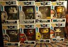 8 Funko POP! READY PLAYER ONE 2 Exclusive Hot Topic PARZIVAL & GameStop ART3MIS