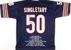 Mike Singletary Cards, Rookie Cards and Autographed Memorabilia Guide 32