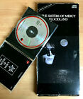 THE SISTERS OF MERCY | FLOODLAND LONGBOX CD | TYPE O NEGATIVE | ANDREW ELDRITCH