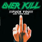 Overkill : !!!Fuck You!!! And Then Some CD (2015) Expertly Refurbished Product
