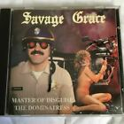 Savage Grace Master Of Disguise The Dominatress 95 Original Coupling Cd Super