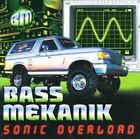 Bass Mekanik - Sonic Overload - Bass Mekanik CD FNVG The Fast Free Shipping