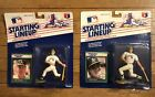 1989 MARK MCGWIRE & JOSE CANSECO Starting Lineup OAKLAND ATHLETICS 89 Kenner SLU
