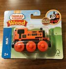 Thomas And Friends Wood Nia Train BRAND NEW