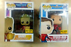 ENDGAME Groot Funko Pop 208 and Spider-Man 221 Hot Topic Exclusives NIB UNOPENED