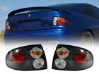 DEPO Red  Black w Clear Lens Rear Tail Light Pair For 2004 2006 Pontiac GTO