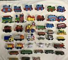 Lot Of 40 Toy Trains Thomas Chuggington Fisher Price Mickey Mouse Donald Disney