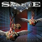 Salute - Heart Of The Machine - Salute CD SMVG The Fast Free Shipping