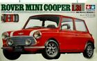 Tamiya Rover Mini Cooper 1.3i 1/12 Scale Big Scale Series Red Vintage Car Kit