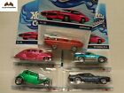 Hot Wheels 2013 Cool Classics Spectrafrost Y9423 956H Set of 5 cars READ