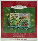 2000 Hallmark Jonah and the Great Fish Favorite Bible Stories Collectors Series