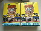 1991 Topps Desert Storm Victory Series 2 box lot