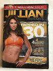 NEW Jillian Michaels RIPPED IN 30  Includes 30 day diet plan ONLINE