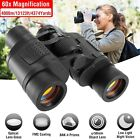 60X60 Day Night Vision Outdoor HD Binoculars Sports Hunting Telescope + Case