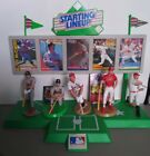Mark McGwire Lot of 5 Starting Lineup Loose Figures & Cards poster NMT Cardinal