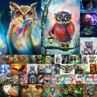Full Drill DIY 5D Diamond Embroidery Rhinestone Painting Cross Stitch Decor Gift