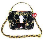Ty Beanie Babies 95134 Ty Gear Brutus the Dog Square Shoulder Bag Sequined