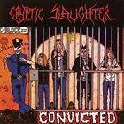 Cryptic Slaughter - CONVICTED - Cryptic Slaughter CD WWVG The Fast Free Shipping