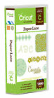 CRICUT PAPER LACE ART  FONT CARTRIDGE NEW INTRICATE ACCENTS  BACKGROUNDS
