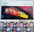 Cricut Disney Cars Deluxe Paper NEW 12 sheets