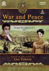 DVD War and Peace by Sergei Bondarchuk 5 DVD NTSC in Russian English French