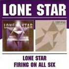 Lone Star/Firing On All Six CD Value Guaranteed from eBay's biggest seller!