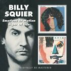 Billy Squier - Emotions In Motion / Signs Of Life - Billy Squier CD S0VG The