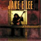 Jake E. Lee : Retraced [us Import] CD (2005) Incredible Value and Free Shipping!