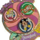 Disney Parks The Mad Tea Party 3D Spinner Pin 43413 Mickey Alice Chip