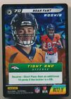 2019 Panini NFL Five Trading Card Game Football Cards 24