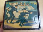Vtg 1972 ADAM 12 Lunch box  THERMOS Matching set Aladdin lunchbox Police