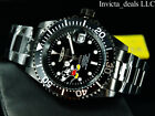 Invicta Disney® 40mm Pro Diver AUTOMATIC COMBAT Triple Black Limited Ed SS Watch
