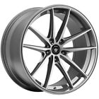 4 Konig 37O Oversteer 19x85 5x45 +45mm Opal Wheels Rims 19 Inch