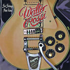 WALTER ROSSI Six Strings Nine Lives (CD 1978) 9 Songs Made in Canada Guitar Rock