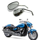 Motorcycle Mirrors For Suzuki Intruder 700 C800 C1800R M1800R M1800R2 VS 750GL