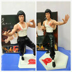Bruce Lee Chinese Kung Fu Figure Toy Gift New No Box 28cm