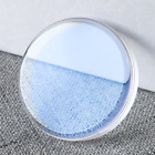 Flat Blue AR Coated Sapphire Glass Crystal for Watch Model SRP775 SRP777 SBDC053