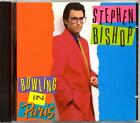 Stephen Bishop - Bowling In Paris [Bonus Track] (CD, 1989, Atlantic) LIKE NEW!