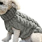 Small And Medium Dog Sweater Pet Clothes Knitwear Soft Winter Knitting Costume