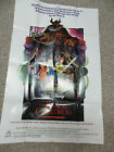 BLACK CAULDRON ORIGINAL THEATRE ONE SHEET MOVIE POSTER  CHECK OTHER LISTINGS