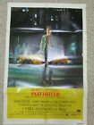 TAXI DRIVER VINTAGE THEATRE ONE SHEET MOVIE POSTER  CHECK OTHER LISTINGS