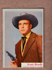 1953 Topps Who-z-at Star Trading Cards 7