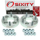 2pc 4x100mm to 4x1143mm Wheel Spacers Adapters 1 for Saturn Ion SC SC1 SC2 kj