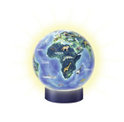 Ravensburger 3D Puzzle 11844Earth In The Night–Night Light